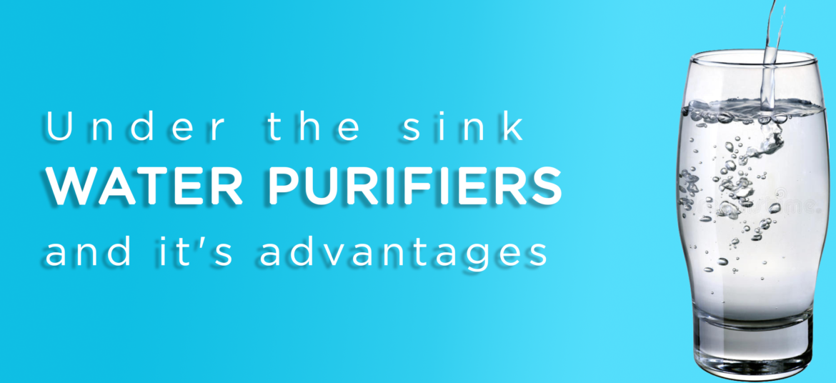 best under the sink water purifiers