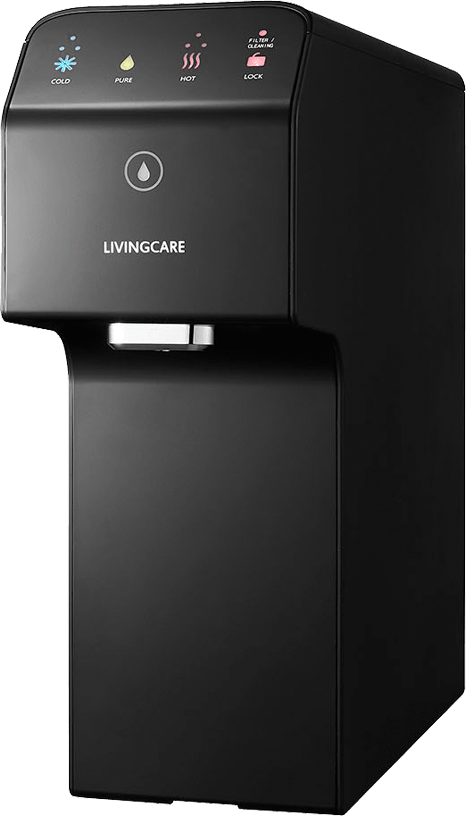 LivingCare: Cold & Warm Water Dispensers